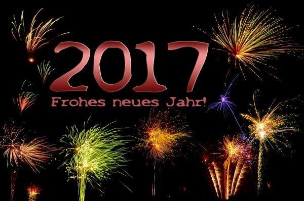 Freiwillige Feuerwehr Haag i. OB - Frohes neues Jahr 2017